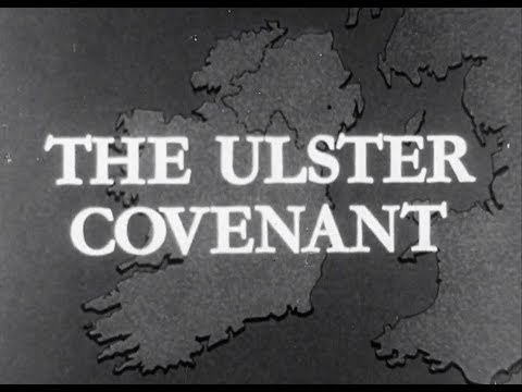 Ulster Covenant: The Home-Rule crisis