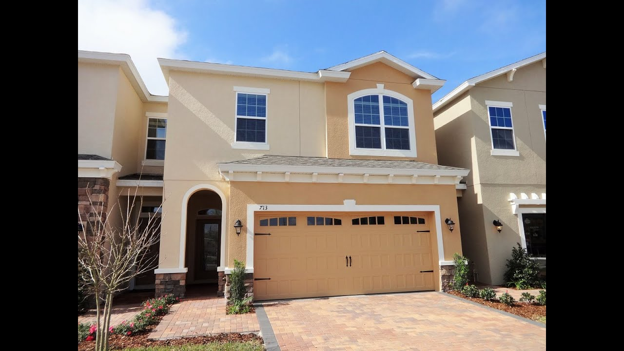 Winter Garden New Townhomes - Walkers Grove by K Hovnanian Homes ...