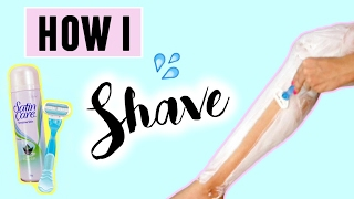 Why I Started Shaving + How I shave | Dhwani Bhatt