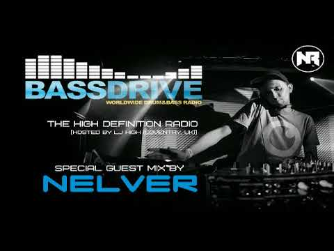"""BASSDRIVE RADIO (USA) - SPECIAL GUEST MIXED BY NELVER @ """"THE HIGH DEFINITION RADIO"""" (29.10.2017)"""