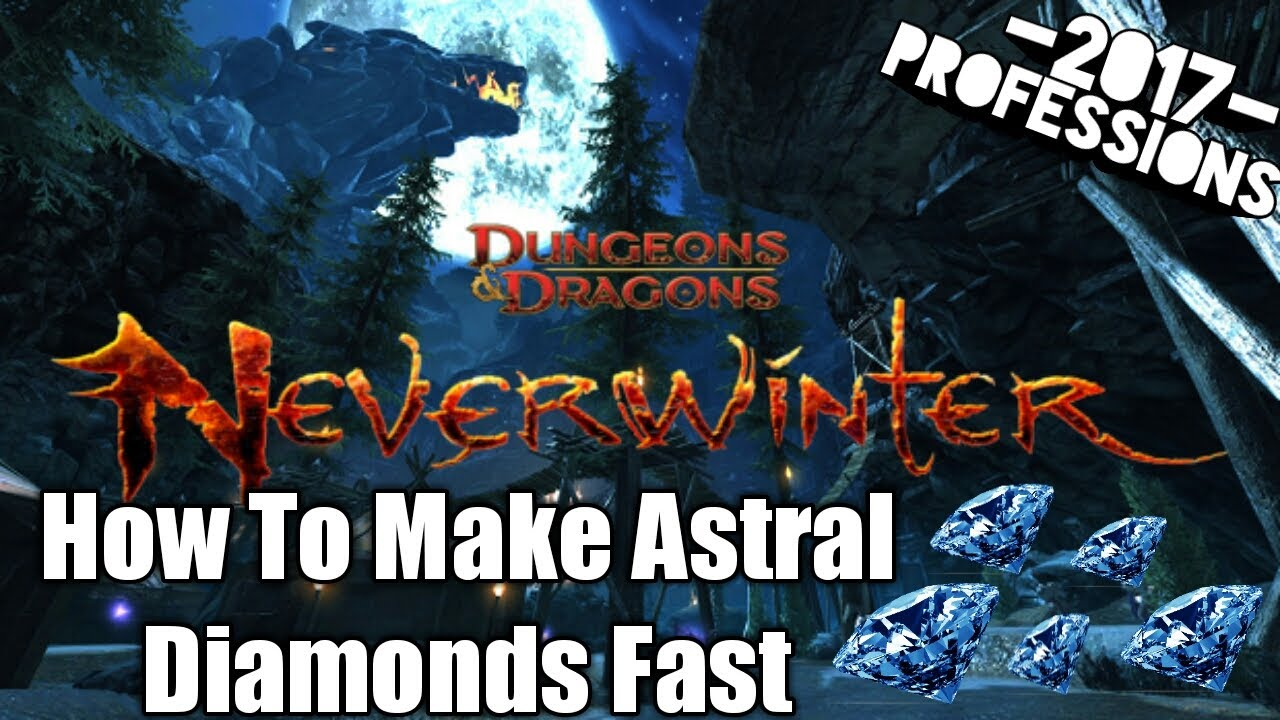 how to get astral diamonds