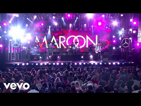Maroon 5  Wait Jimmy Kimmel !2018