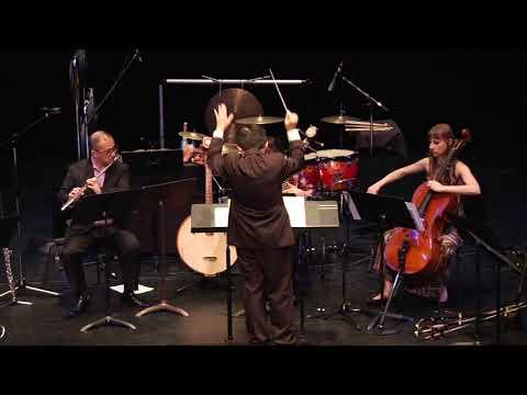 Qi Wu 起舞 - Peifen Huang, Sound of Dragon Ensemble 2016 world premiere