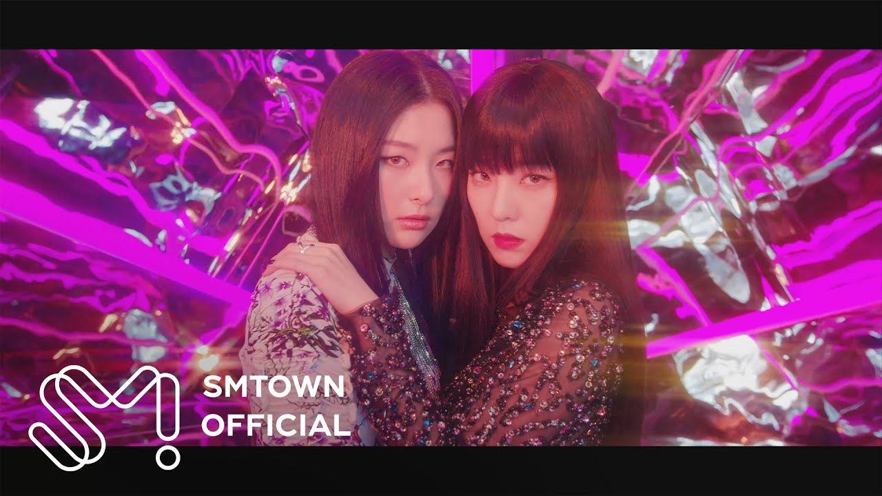 Download Red Velvet - IRENE & SEULGI 'Monster' MV