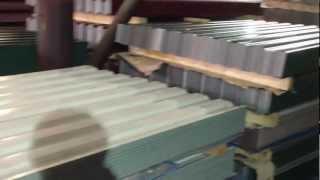 видео Заборы из дерева и профнастила в Климовске, заборы для дачи Климовск