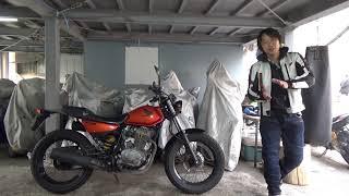 ホンダFTR223参考動画:このバイクの何が楽しいのか