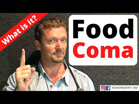 What is Food Coma? Are YOU a Victim? (What it Means...)