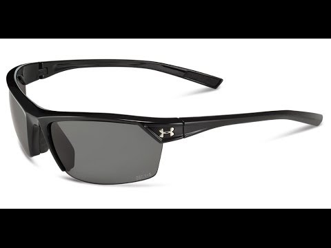 4f83e84bd2379 Under Armour Zone 2.0 Storm Sunglasses w Premium Polarized Storm Lenses