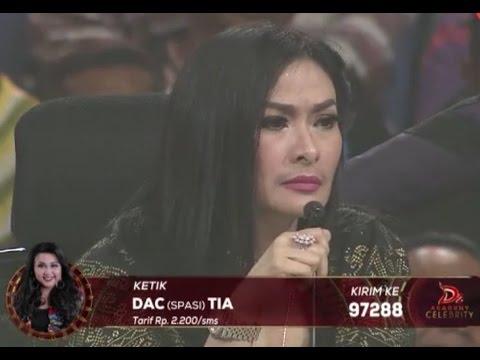 Reaksi Iis Dahlia Dijuliti Host dan Anggota D'Band (D'Academy Celebrity 2 Top 4 Result)