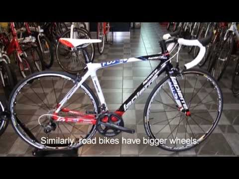 Cycling - Equipment - What To Look Out For