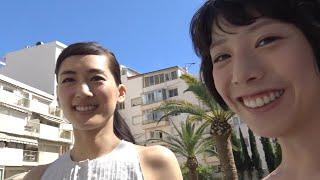 映画『海街diary』カンヌでのキャストたちを追ったオフショット映像