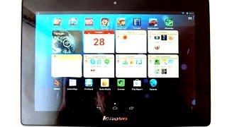 Lenovo S6000 - 4-ядерный планшет с 10,1
