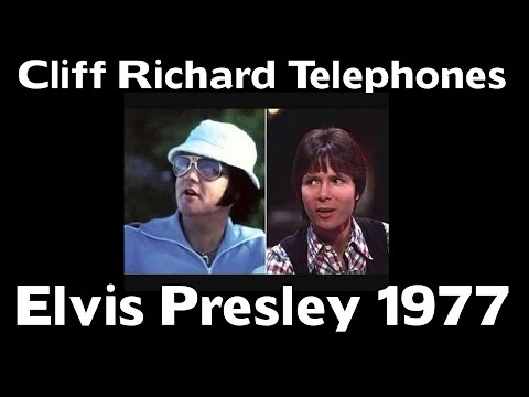 Image result for Elvis and cliff richards