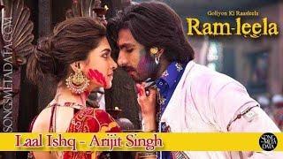 Laal Ishq Full Song (Full HD) | Goliyon Ki Raasleela Ram-Leela |