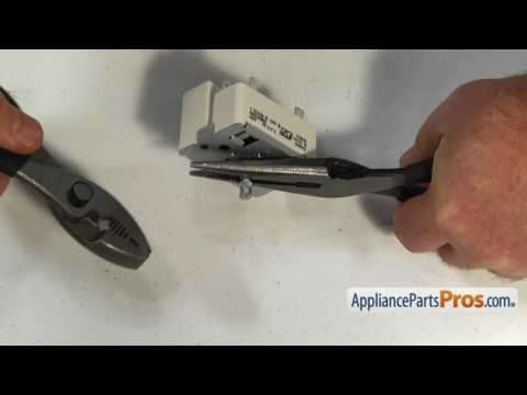 How To: Whirlpool/KitchenAid/Maytag Surface Element Switch WP3149404