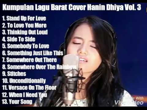 Lagu Barat Versi Cover Paling Bagus, Hanin Dhiya Cover Vol.3 Full Album