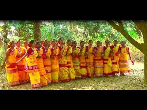 New Santali Video 2018 !! Santali Traditional Song _ BKMG Dance Group