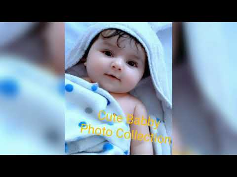 Cute Baby Photo Collection