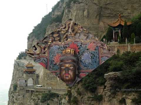 Resultado de imagem para Templo suspenso Hunyuan