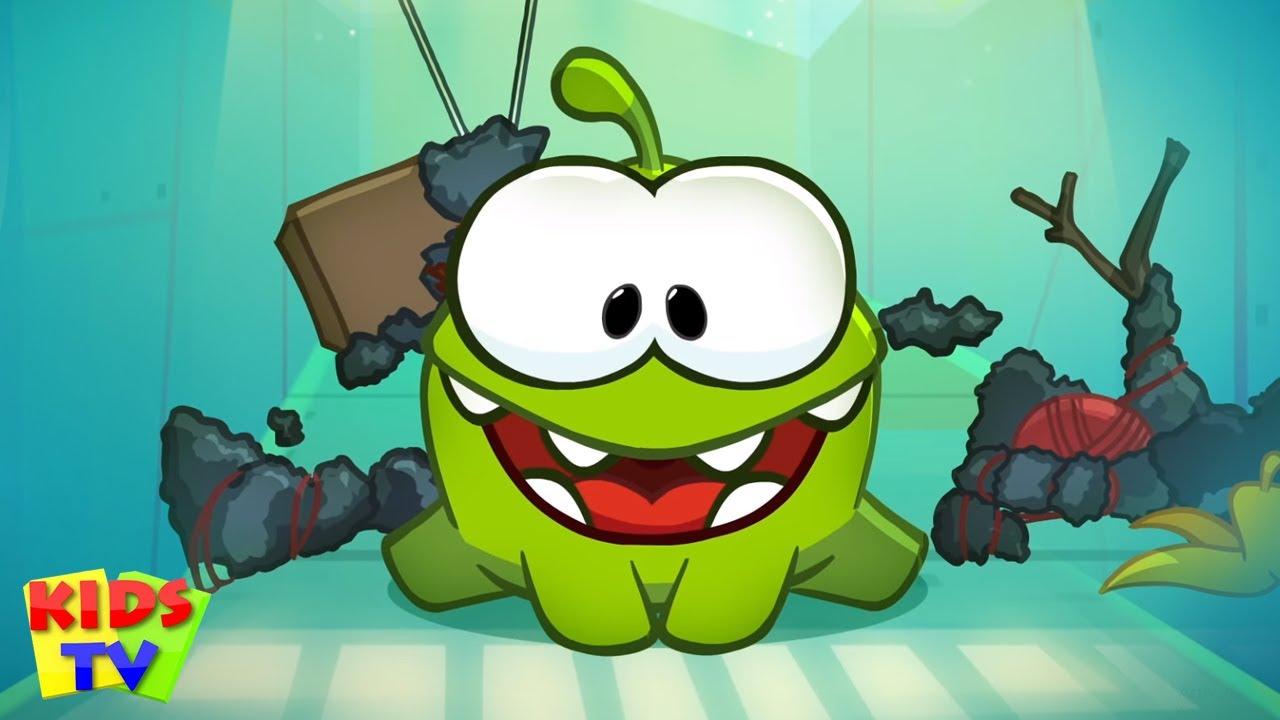 Om Nom Stories | Underground | Preschool Videos | Kids TV Español | Kids Cartoon | Animated Series