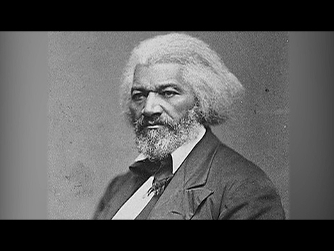 Does Donald Trump Think Frederick Douglass is Alive? Douglass