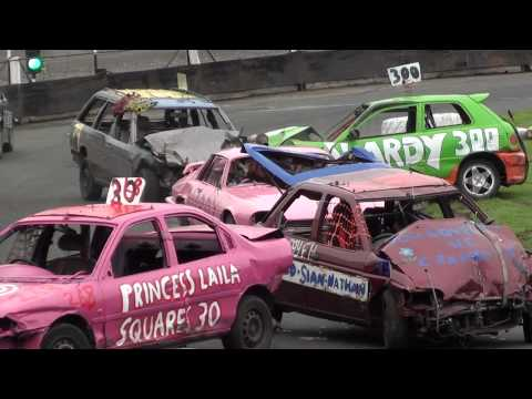 Demolition Derby 2011 ( Uncut )