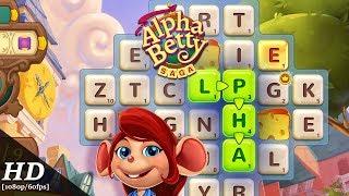AlphaBetty Saga Android Gameplay [1080p/60fps] screenshot 2