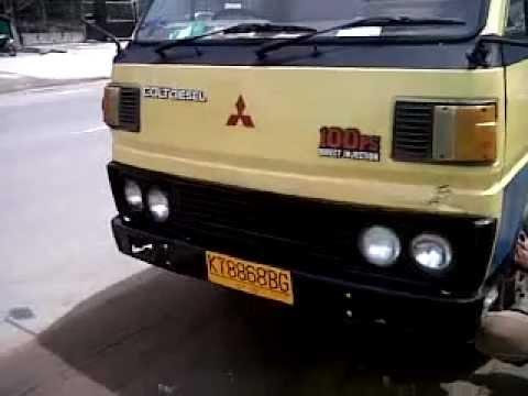 Dijual Truck PS100 Harga Nego