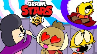 BIBI, HORNSTROMP & CARL - BRAWL STARS ANIMATION
