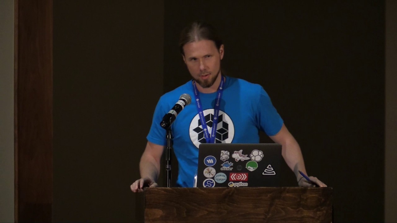 Image from Lightning Talks 2017-07-14