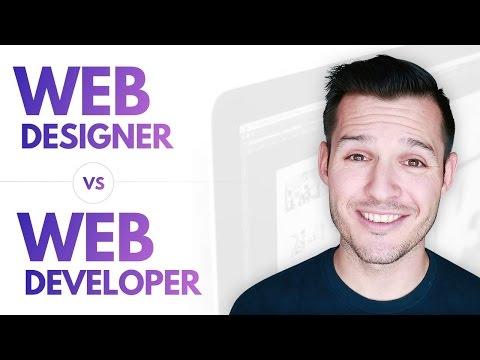 Web Design vs Web Development | What
