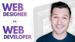 Web Design vs Web Development | What's right for you?