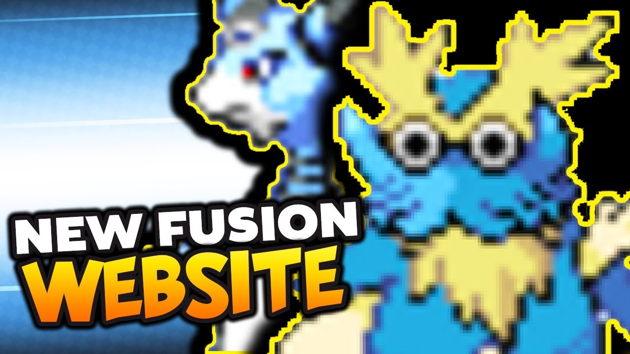 new pokemon fusion generator website youtube
