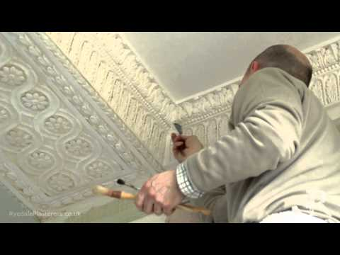 Ornate Plaster Restoration - Ryedale Plasterers Limited