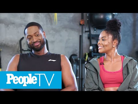 Gabrielle Union And Dwyane Wade Have The Sweetest Love Story   PeopleTV