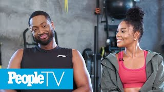 Gabrielle Union And Dwyane Wade Have The Sweetest Love Story | PeopleTV
