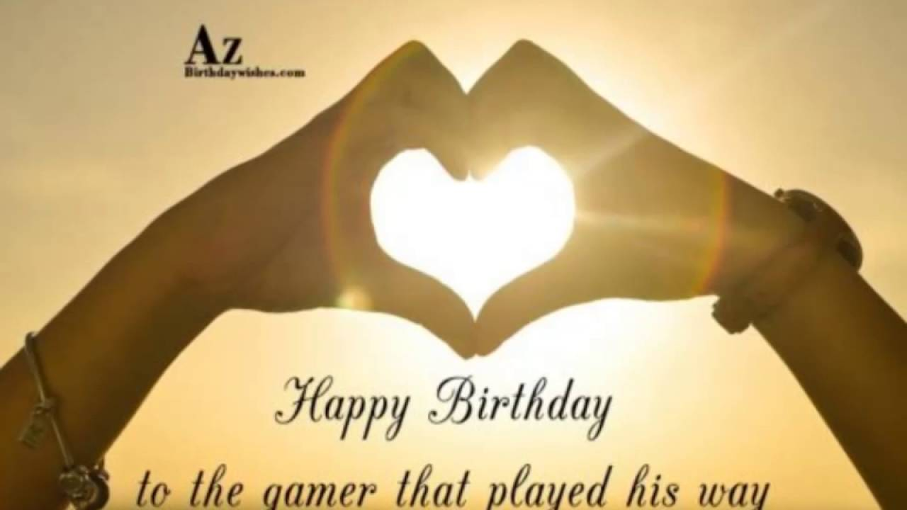 Birthday Wish To Boyfriend Youtube How To Wish A Boy Happy Birthday