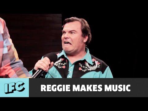 Reggie Makes Music | Jack Black | IFC