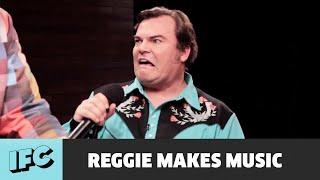 Reggie Makes Music   Jack Black   IFC