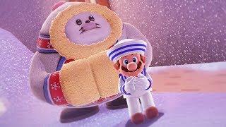 Super Mario Odyssey - Snow Kingdom - Part 14