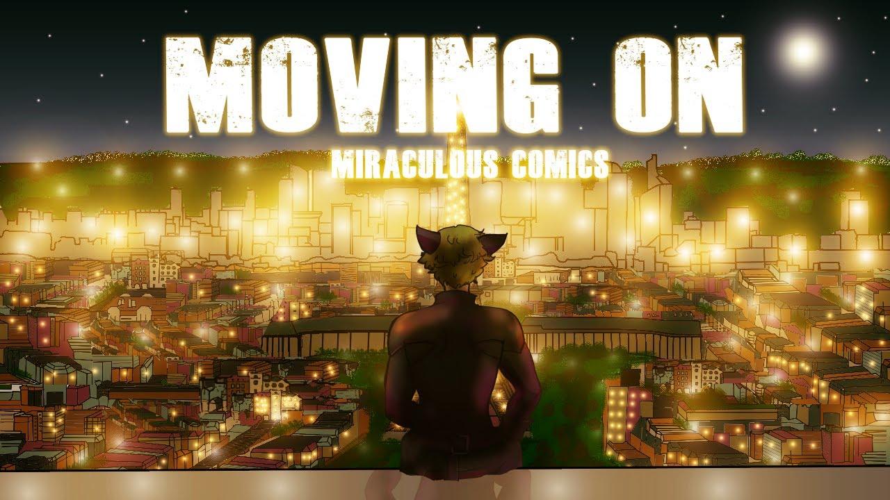 Download Moving on   Miraculous Ladybug   COMIC DUB #MiraculousLadybug