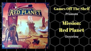 Mission: Red Planet - Overview