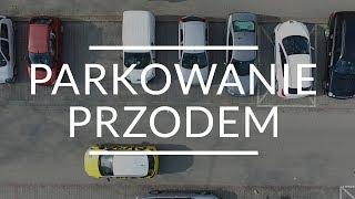 Parkowanie prostopadłe przodem - Jak zdać egzamin na prawo jazdy ? #8
