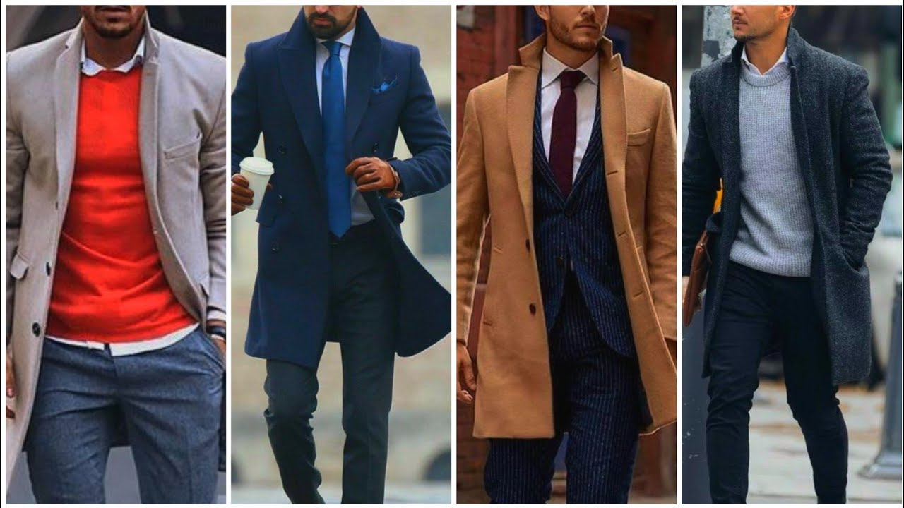 [VIDEO] - Men's Winter Casual Outfit Ideas || Men's Fashion || by Look Stylish 3