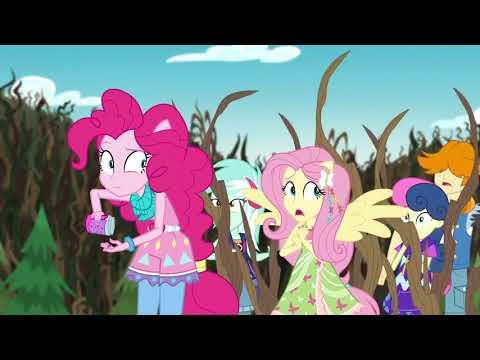Мой маленький пони девочки из эквестрии 4 мультфильм 2013