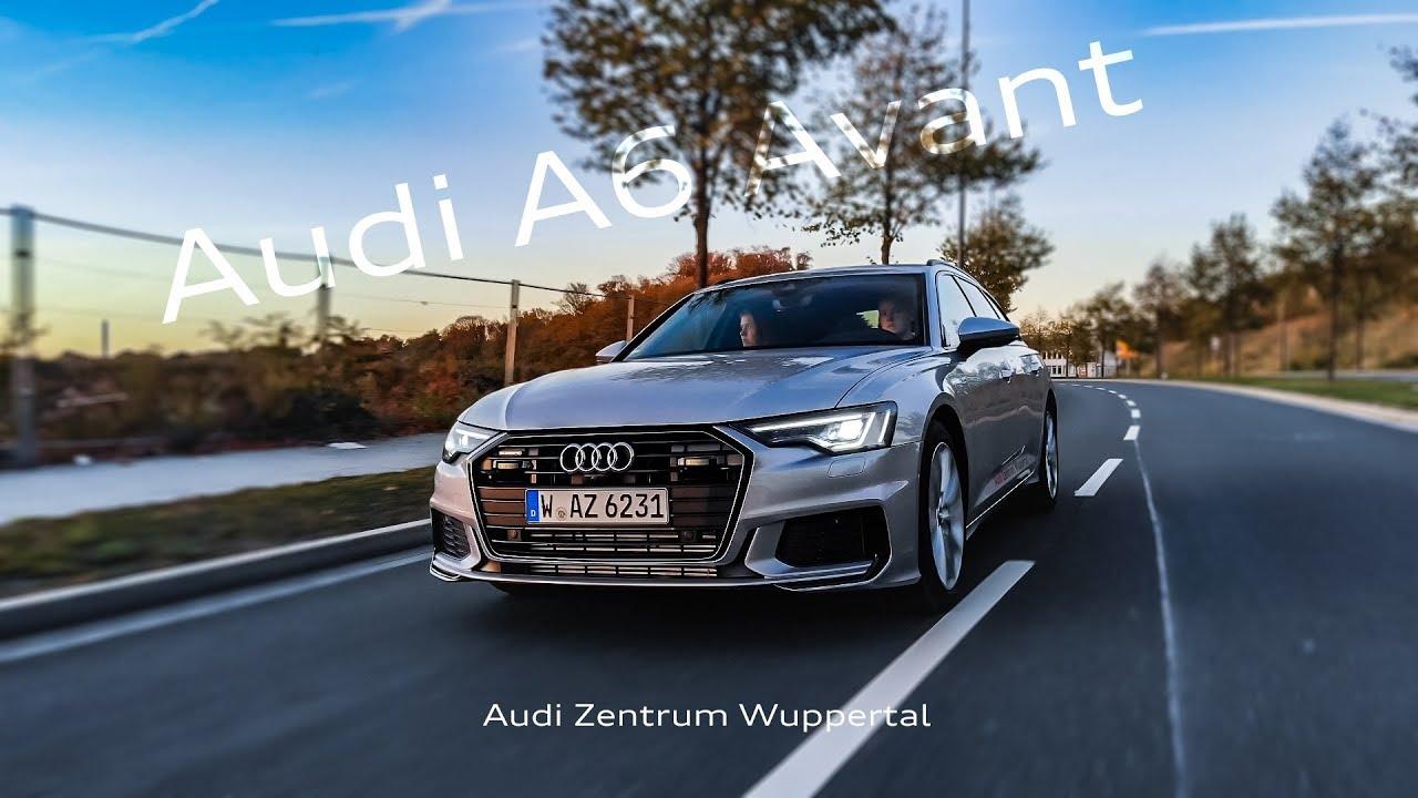 Der Neue 2019 Audi A6 Avant Cinematic Emotions Hd Audi Zentrum
