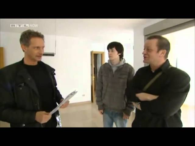 RYH - Holger Vogt RTL Immobilien-Trailer einer Auswanderfamilie  www.rent-your-home.eu