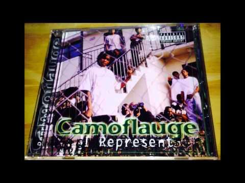 Camoflauge - I Represent 2000 FULL CD (SAVANNAH, GA)