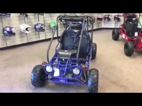 New 2019 Gas Powered110cc Small Kids Go Karts on Sale $1096 with Free  Shipping - Q9 PowerSports USA
