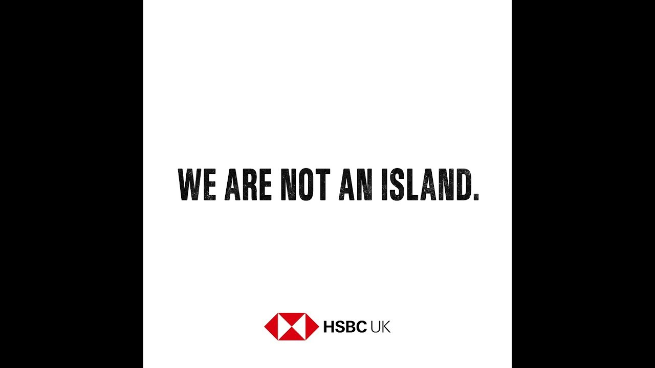 We Are Not An Island